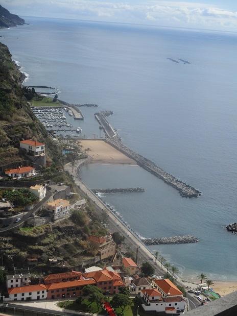 Michael S. Calheta Beach Madeira Portugal